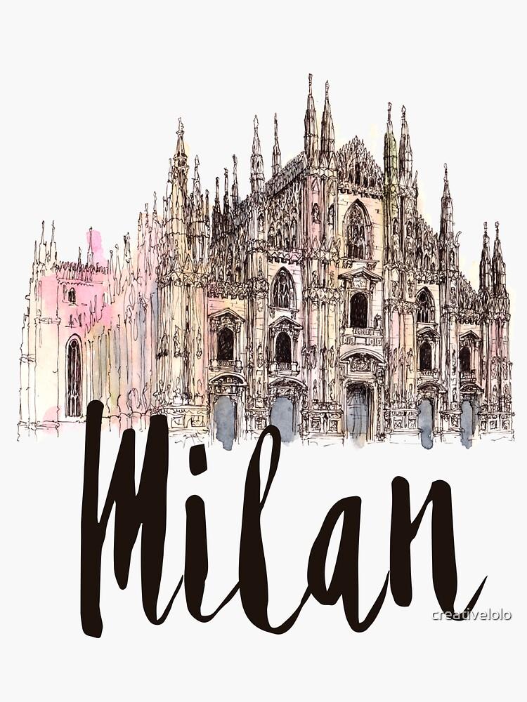 Milan by creativelolo