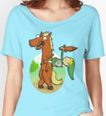 Inbred Epona. Women's Relaxed Fit T-Shirt