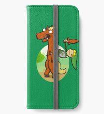 Inbred Epona. iPhone Wallet/Case/Skin