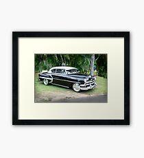 Chevrolet Belair 1954 Framed Print