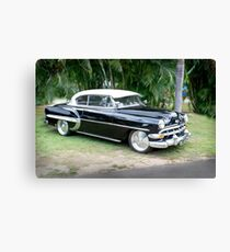 Chevrolet Belair 1954 Canvas Print
