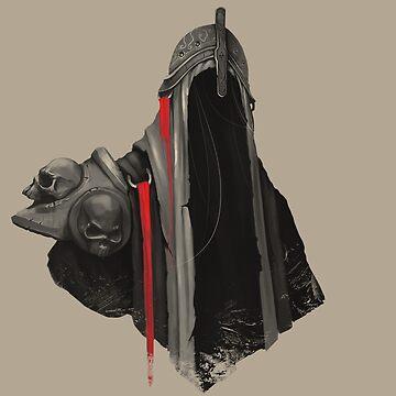 Undead Knight by sephcornel
