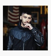 ZAYN MALIK - BOOK Photographic Print