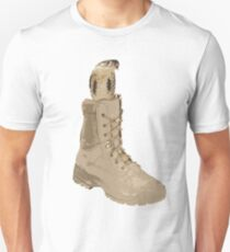 There's A Snake In My Boot Unisex T-Shirt