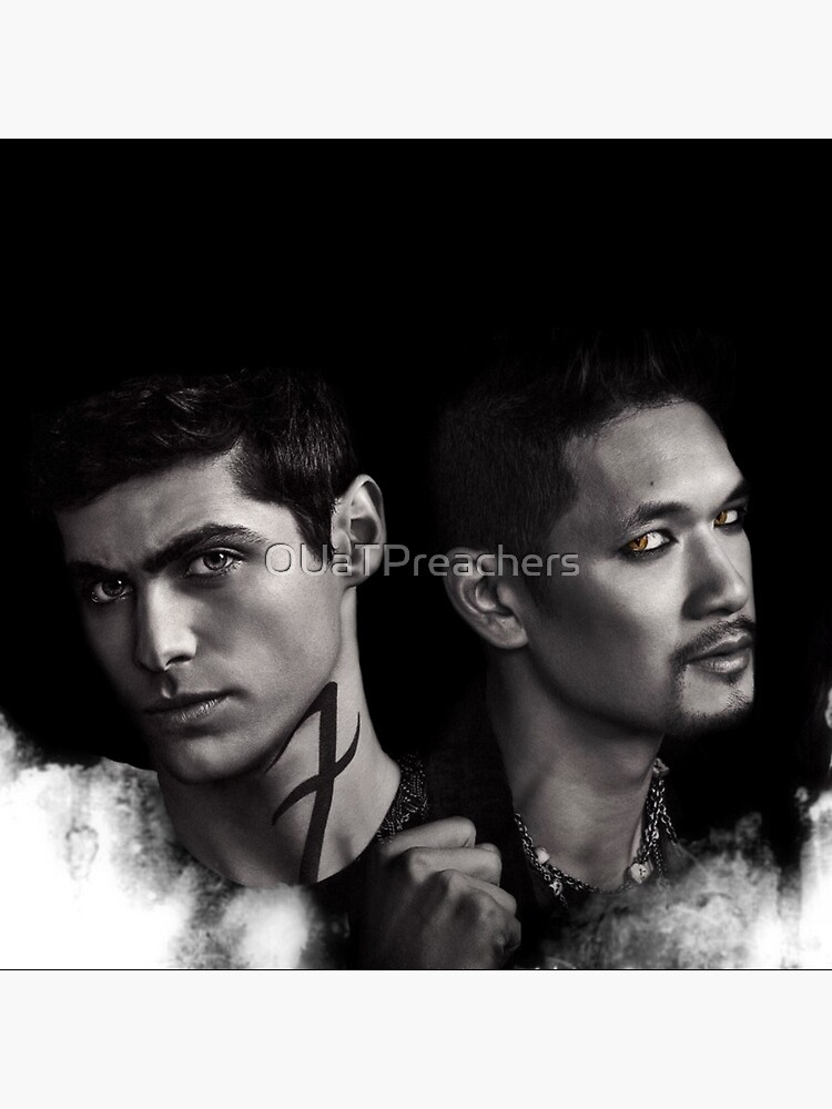 Malec Shadowhunters S2 by OUaTPreachers