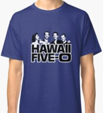 Hawaii Five-O: Time Out Classic T-Shirt