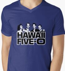 Hawaii Five-O: Time Out Men's V-Neck T-Shirt