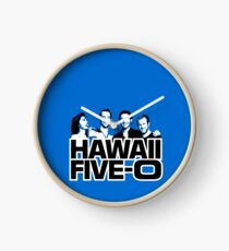 Hawaii Five-O: Time Out Clock