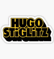 Hugo Stiglitz Sticker