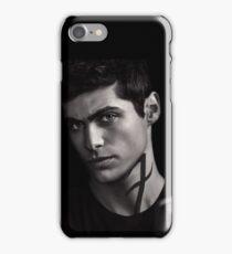 Alec Lightwood S2  iPhone Case/Skin