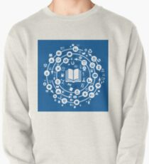 Science a circle Pullover