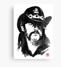lemmy 02 Canvas Print