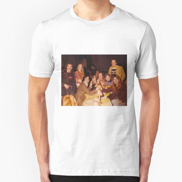 At Dinner Slim Fit T-Shirt