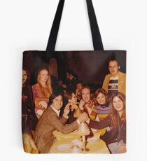 At Dinner Tote Bag