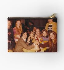 At Dinner Zipper Pouch