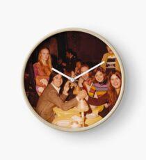 At Dinner Clock