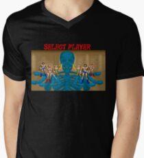 Golden Axe - Select Player Mens V-Neck T-Shirt