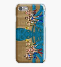 Golden Axe - Select Player iPhone Case/Skin