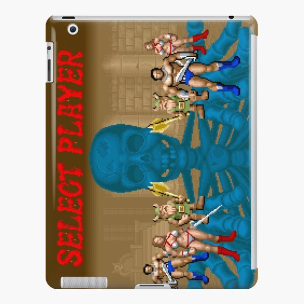 Golden Axe - Select Player iPad Snap Case