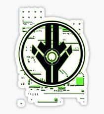 Cyber Portal Sticker