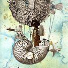 Flotilla - Claude & Blowfish by WinonaCookie