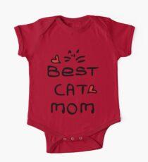 Best cat mom Kids Clothes