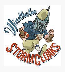 Windhelm Stormcloaks Sportsball Team Photographic Print