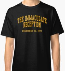 The Immaculate Reception Classic T-Shirt