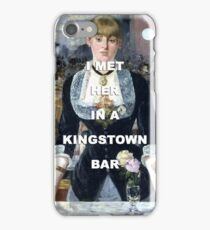 Hungry Heart at the Folies-Bergère iPhone Case/Skin