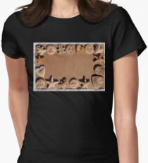Christmas cookies background T-Shirt