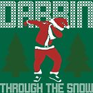 Dabbin Through The Snow by thehiphopshop