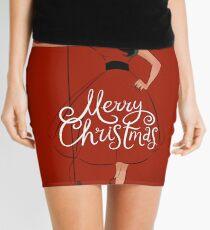 Frohe Weihnachten! Minirock
