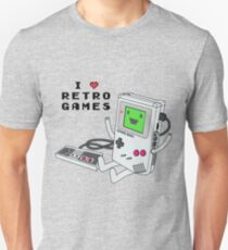 GBMO, The Retrogames Lover Unisex T-Shirt