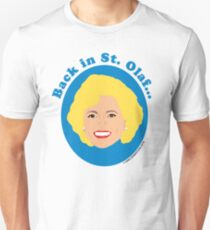 Rose Nylund from The Golden girls T-Shirt