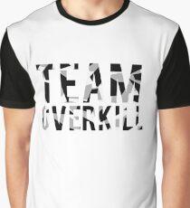 Team Overkill Graphic T-Shirt