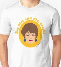 Blanche Devereaux from The Golden Girls Unisex T-Shirt