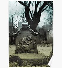 Winter Tombstone Poster