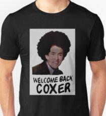 Scrubs - Willkommen Zurück Coxer Slim Fit T-Shirt