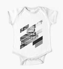 Electrik Short Sleeve Baby One-Piece