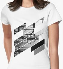 Electrik Women's Fitted T-Shirt