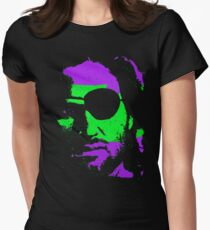 snake Women's Fitted T-Shirt