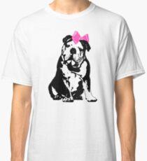 Betty Bulldog Classic T-Shirt