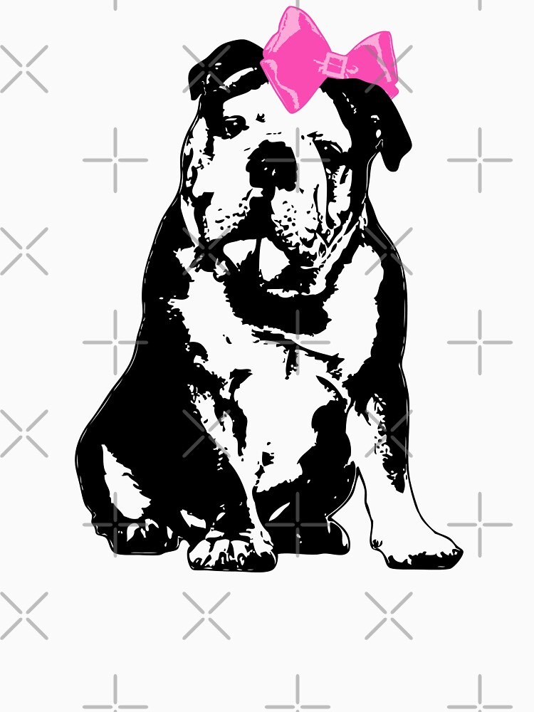Betty Bulldog by LittleMissTyne