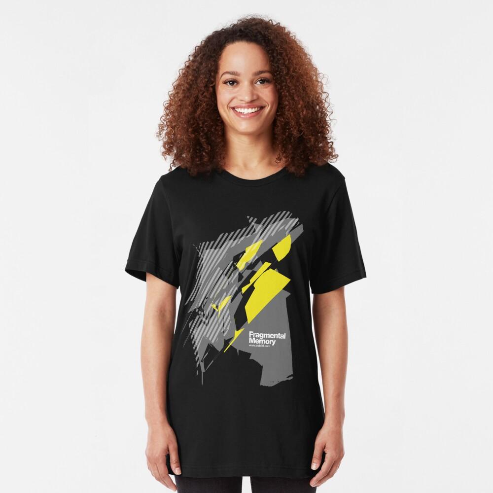 Fragmental Memory /// Slim Fit T-Shirt