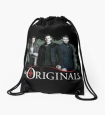 The Originals - Klaus, Hayley and Elijah  Drawstring Bag