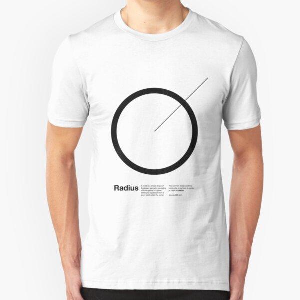 Radius / Slim Fit T-Shirt