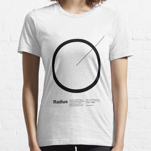 Radius / Essential T-Shirt