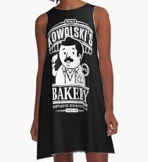 Kowalski's Bakery A-Line Dress