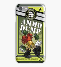 AMMO DUMP! iPhone Case/Skin