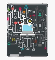 Science the computer iPad Case/Skin